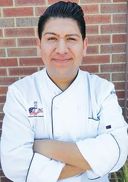 CUBE chef Mario Ocha