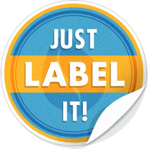 EDIBLE NATION: JUST LABEL IT!